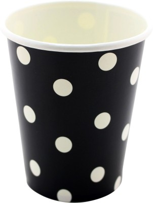 Funcart Polka Dots Paper Mug