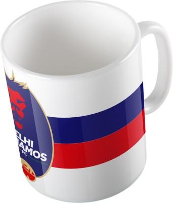 Delhi Dynamos F.C. ddfc03mgbc Glass Mug