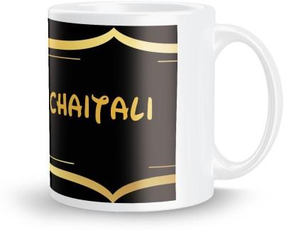 posterchacha Chaitali Name Tea And Coffee  For Gift And Self Use Ceramic Mug