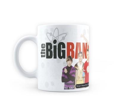 MC SID RAZZ BBT - IQ Ceramic Mug
