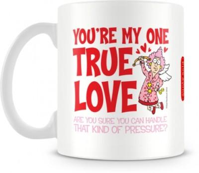 Tashanstreet Aunty Acid You,re my One True Love Ceramic Mug