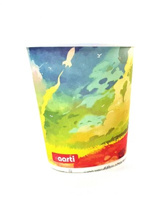 Aarti Aeroplane Paper Mug