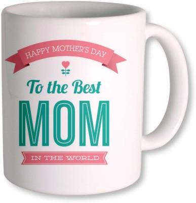 Heyworlds Mother's Day Coffee  4 Ceramic Mug