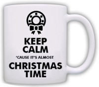Muggies Magic Ornament Christmas Gift 11 Oz Ceramic-104 Ceramic Mug(325 ml) best price on Flipkart @ Rs. 449