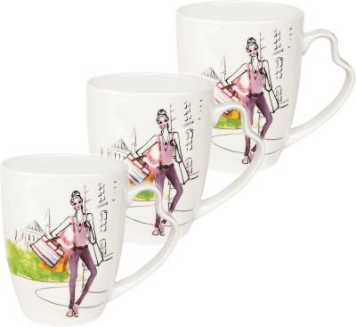 Kudos ANH 270 - FRENCH ROSE3 Ceramic Mug