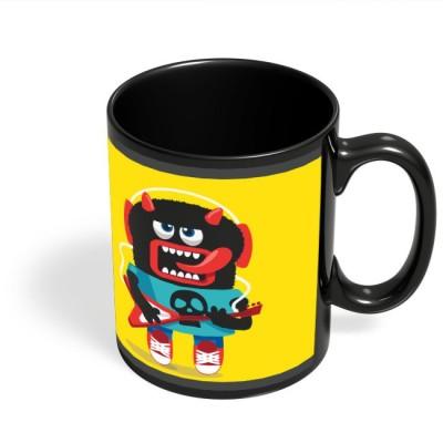 PosterGuy Pop Art Monster Guitar Quirky, Pop Art Ceramic Mug