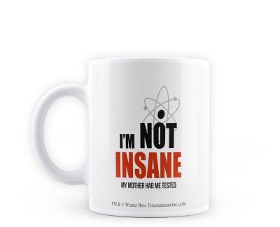 MC SID RAZZ BBT - I'm not Insane Ceramic Mug