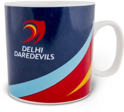 Happily Unmarried Coffee  for Delhi Daredevils Ceramic Mug
