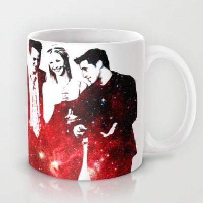 Astrode Friends Ceramic Mug