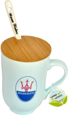 Hommate Exclusive Car Brand Maserati Ceramic Mug