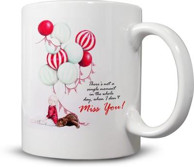 ACKMEDESIGN Mis You Ceramic Mug