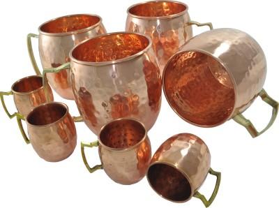 Dakshcraft Antique Copper Mug