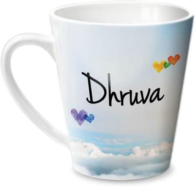 Hot Muggs Simply Love You Dhruva Conical  Ceramic Mug