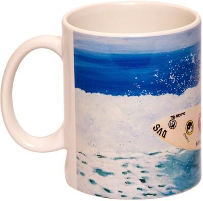 IMFPA Ride The Waves Ceramic Mug