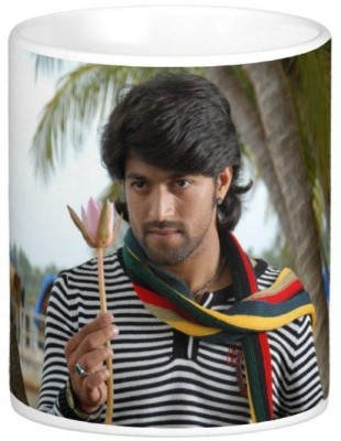 Exoctic Silver Rocking Star Yash Series011 Ceramic Mug