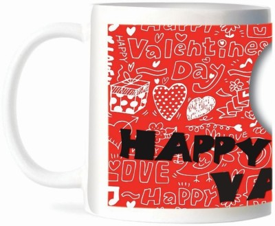 Refeel Gifts Happy Valentines Day (SD-213)- Personalized Ceramic Mug