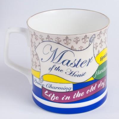 Uvam Masters Ceramic Mug