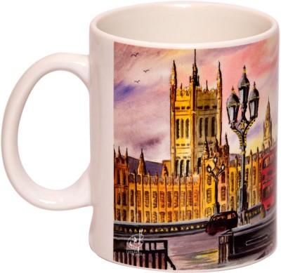 IMFPA Metropolis Ceramic Mug