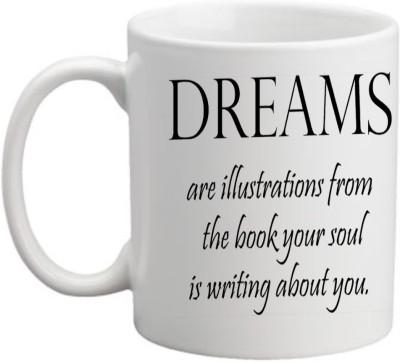 Printocare Dreams Ceramic Mug