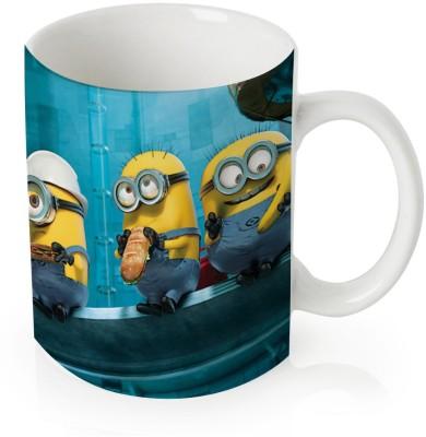 WebPlaza Minions 107933 Ceramic Mug