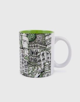 Kulture Shop Kultureshop Beast Within  Ceramic Mug