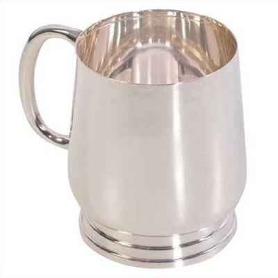 patriot Beer  Brass Mug