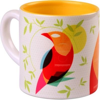 Studio Pandora Mynah Tea Ceramic Mug