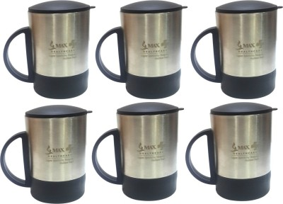 Max Health Care Stainless Steel Mug