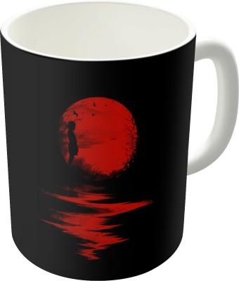 Dreambolic The Land Of The Rising Sun Ceramic Mug