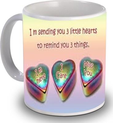 PSK I Love You H1063 Ceramic Mug