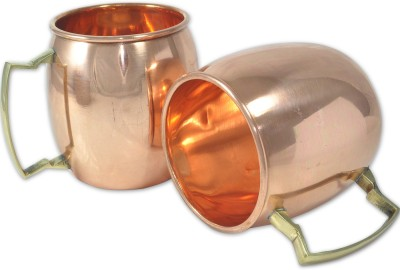 AsiaCraft MOSCOWMUG009-2 Copper Mug