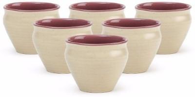 Unravel India Stoneware hand crafted Kulladh Set) Ceramic Mug