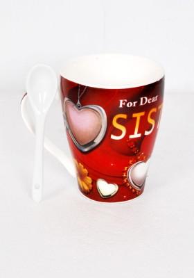 DRL Coffee - Sister Love Porcelain Mug