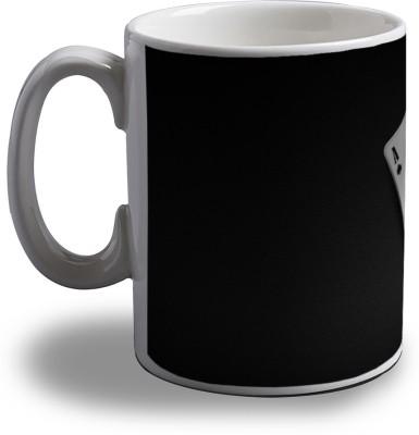 Artifa Ace Of Spades Porcelain, Ceramic Mug