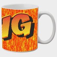 Printland Printland Ping White Coffee 350 - ml Ceramic Mug best price on Flipkart @ Rs. 249