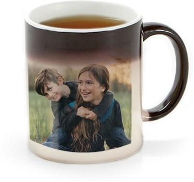 AK ak magic mug Bone China Mug