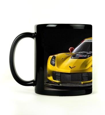 Rockmantra Chevrolet Corvette Ceramic Mug