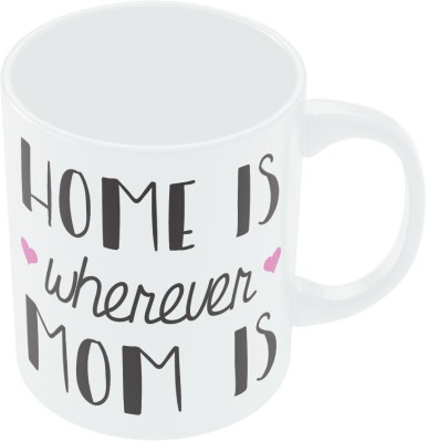 PosterGuy Mom is Home Mother,s Day Gift Ceramic Mug