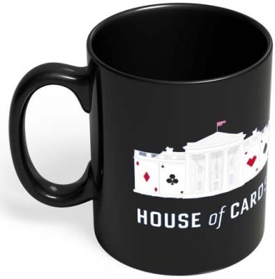 PosterGuy House Of Cards Ceramic Mug