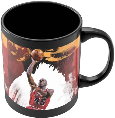 PosterGuy Michael Jordan Living the Dream Sports Legends Ceramic Mug