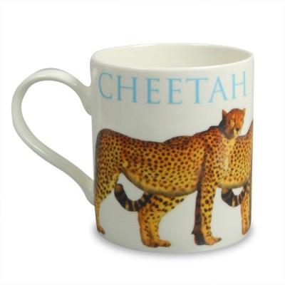Archies White Cheetahs  Ceramic Mug