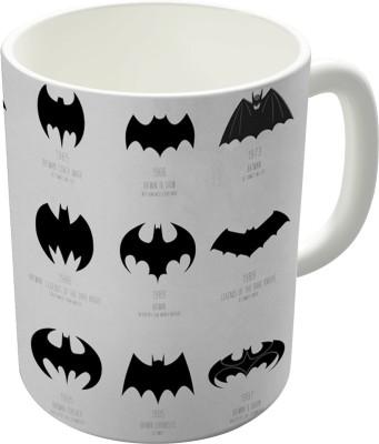 Dreambolic Batman Evolution Printed Ceramic Coffee Ceramic Mug