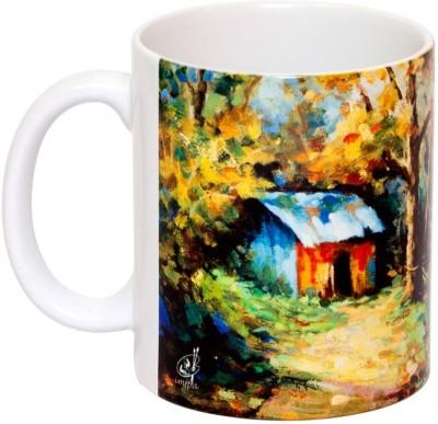 IMFPA Secluded Bay Ceramic Mug