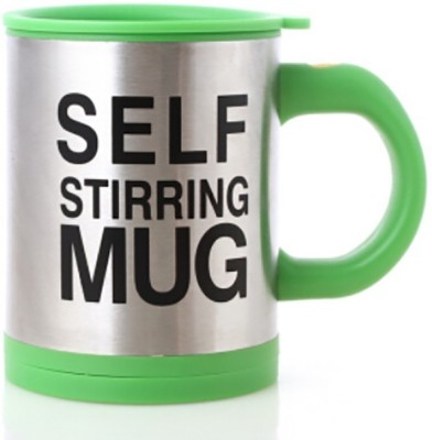 Phoenix GreenSelfStir Plastic Mug