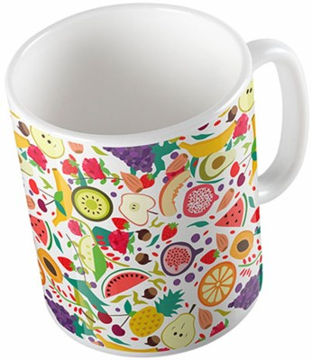 Uptown 18 Coffee 040 Ceramic Mug