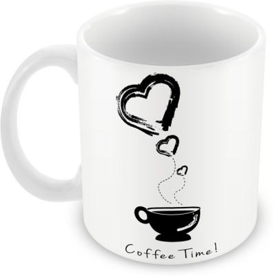 AKUP Coffee-Time Ceramic Mug