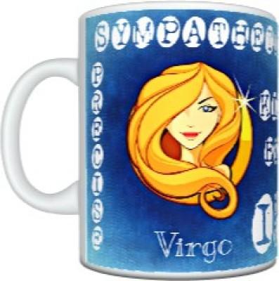CreativesKart Zodiac Virgo (M) Ceramic Mug