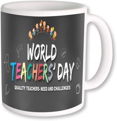A Plus teacher,s day gifts 01 Ceramic Mug
