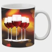 Printland Printland Mocktails White Coffee 350 - ml Ceramic Mug best price on Flipkart @ Rs. 249