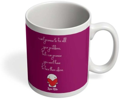 PosterGuy I Can,T Promise To Fix All Your Problems But I Can Promise Ceramic Mug